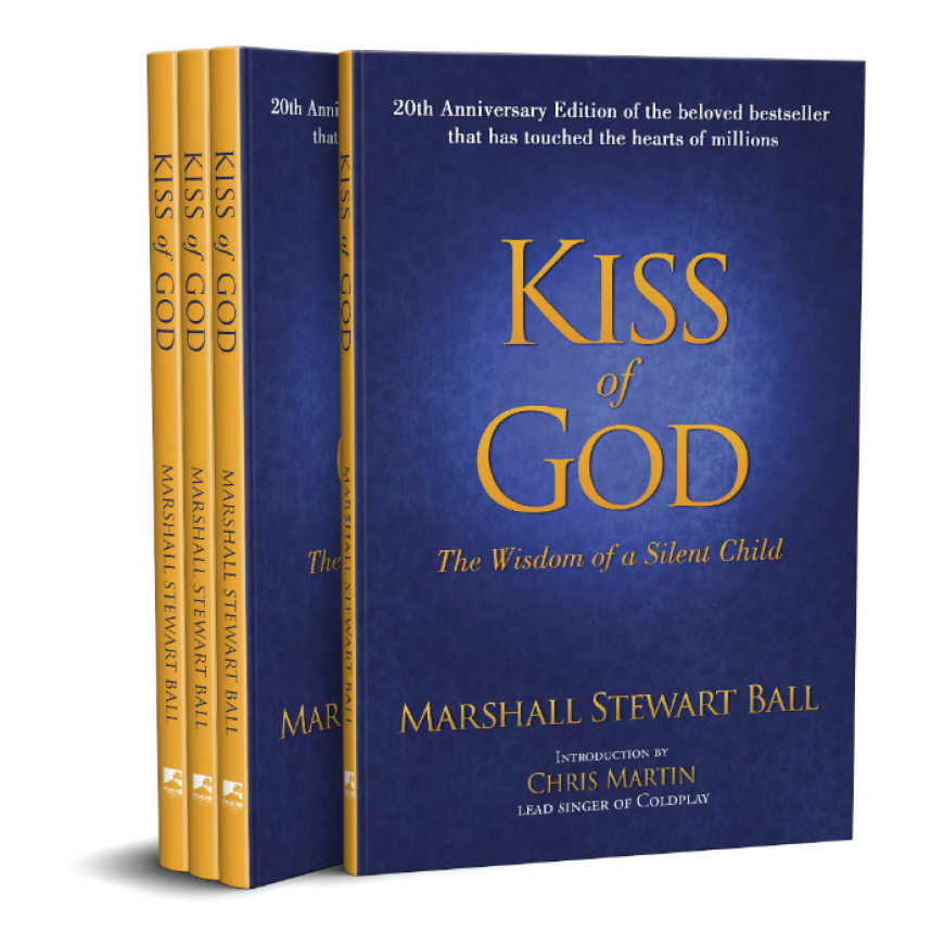 Book Review:  Kiss of God- The Wisdom of a Silent Child by Marshall Stewart Ball